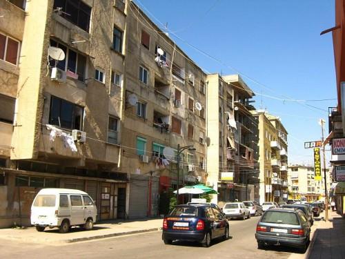 Социальное жилье в Албании простаивает пустым