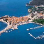 На Будванской Ривьере в Черногории приостанавливают все стройпроекты